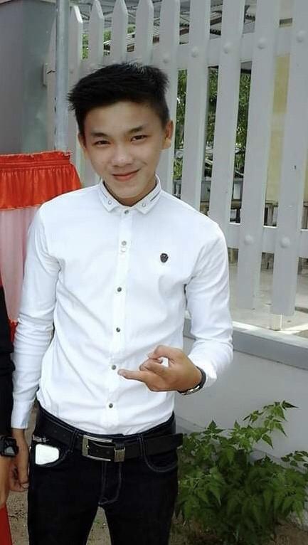 Khánh Hòa: Bắt hung thủ chém chết mẹ và em trai - Ảnh 1.