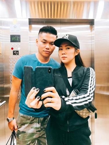 Căn hộ mới của Lê Phương và chồng trẻ - Ảnh 3.