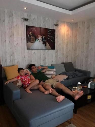 Căn hộ mới của Lê Phương và chồng trẻ - Ảnh 4.