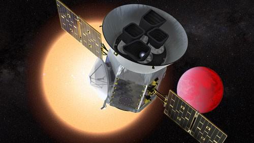 NASA phát hiện siêu trái đất ngoài hệ mặt trời - Ảnh 1.