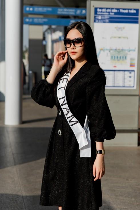 Cục Nghệ thuật Biểu diễn: Phải huỷ danh hiệu Hoa hậu Đại dương của Lê Âu Ngân Anh - Ảnh 1.