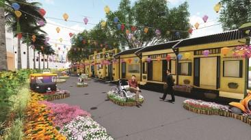 Hoa và Cuộc sống – chủ đề của Hội chợ hoa xuân Phú Mỹ Hưng 2019 - Ảnh 1.