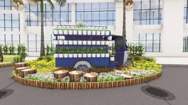 Hoa và Cuộc sống – chủ đề của Hội chợ hoa xuân Phú Mỹ Hưng 2019 - Ảnh 3.