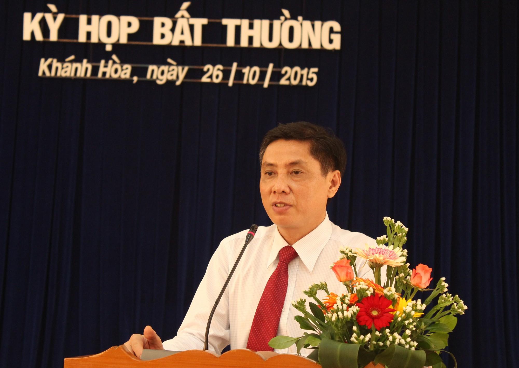 [eMagazine] - Chân dung 5 lãnh đạo của Khánh Hòa bị đề nghị kỷ luật - Ảnh 4.