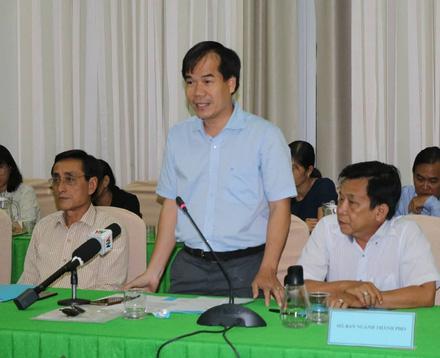 Chủ tịch Cần Thơ nói về vụ Giám đốc Sở GD-ĐT không quan tâm thí sinh Đường lên đỉnh Olympia - Ảnh 1.
