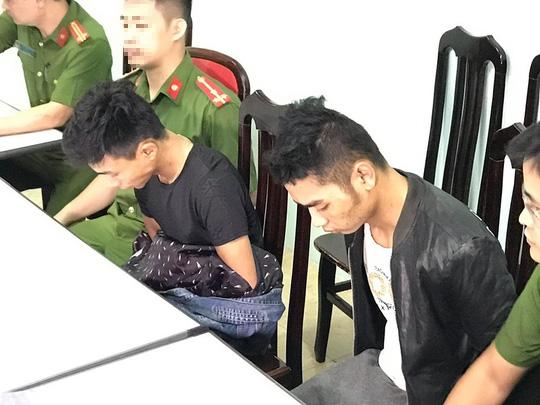 CLIP: Lời khai của 2 nghi phạm sát hại nam sinh viên chạy Grab - Ảnh 2.