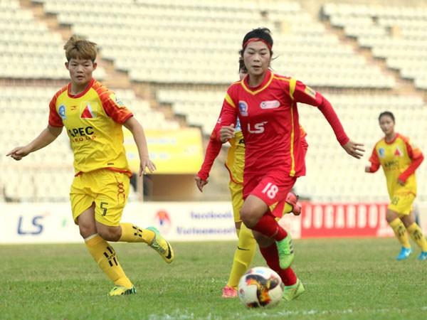 TP HCM 1 vô địch sớm, Hà Nội và Phong Phú Hà Nam phải tranh á quân - Ảnh 1.