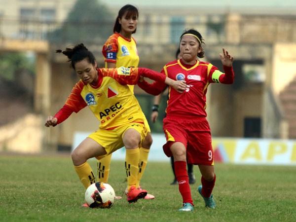 Giải Bóng đá nữ VĐQG 2019: Hà Nội thắng chủ nhà, đoạt ngôi á quân - Ảnh 2.