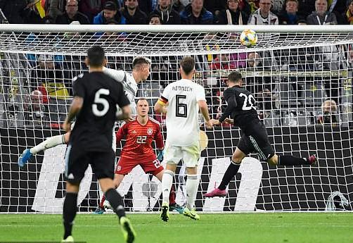Đại gia thư hùng, Argentina cầm chân Đức bằng siêu phẩm - Ảnh 6.