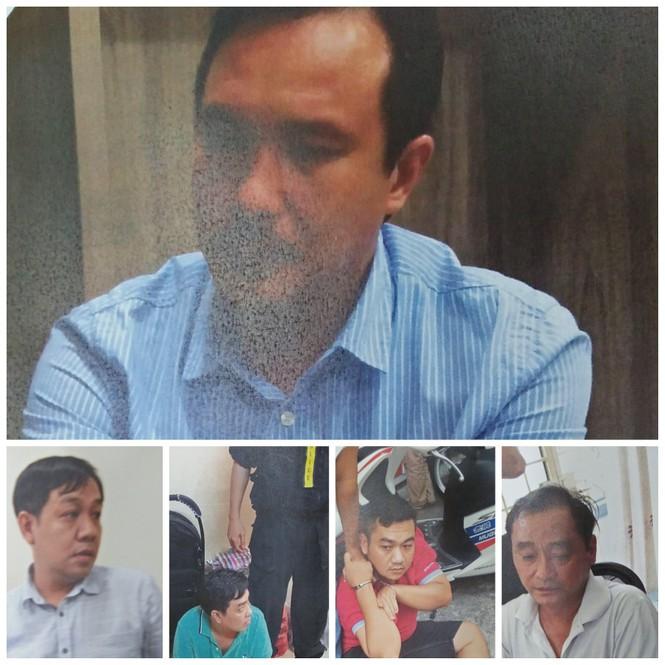 Bo Cong an triet pha duong day danh bac ngan ti o TP HCM