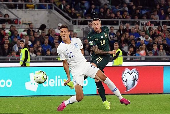 Sao Chelsea lập công đưa tuyển Ý đến thẳng Euro 2020 - Ảnh 6.