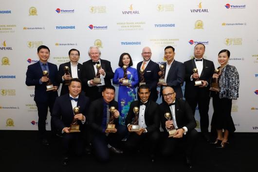 """""""Bão giải thưởng du lịch quốc tế"""" dành cho các công trình của Sun Group - Ảnh 5."""