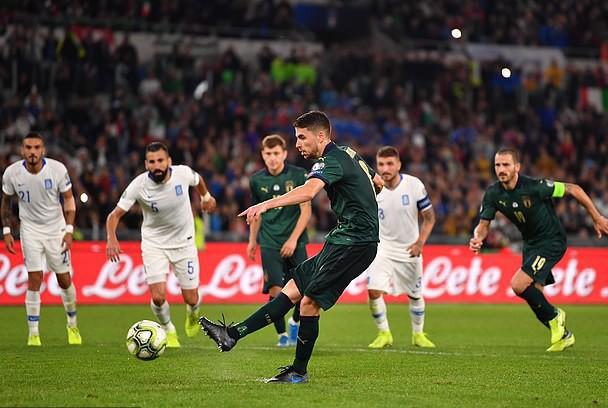Sao Chelsea lập công đưa tuyển Ý đến thẳng Euro 2020 - Ảnh 4.