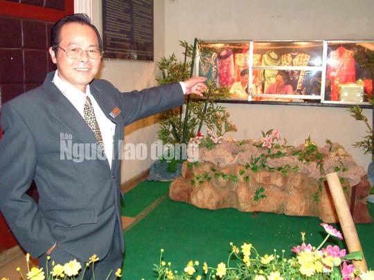 Nghệ sĩ Phan Quốc Hùng đột ngột qua đời - Ảnh 1.