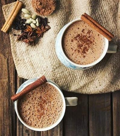 Những thức uống ấm lòng khi Hà Nội vào tiết trời đông - Ảnh 4.