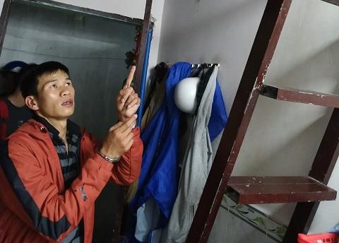 Tài xế đột nhập công ty cũ đục két sắt trộm 3,5 tỉ đồng - Ảnh 1.