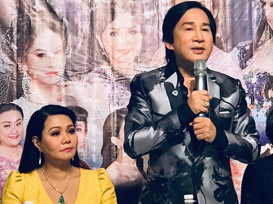 NSƯT Kim Tử Long dời live show vì Cung Văn hóa Hữu Nghị Việt Xô bị cháy - Ảnh 1.