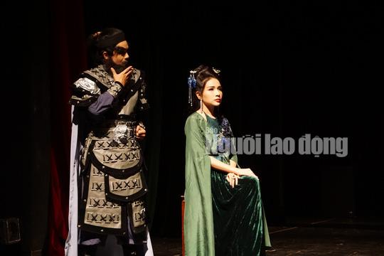 Diễn viên Khả Như: Không sợ lao đao, lận đận khi đóng vai Thúy Kiều - Ảnh 3.