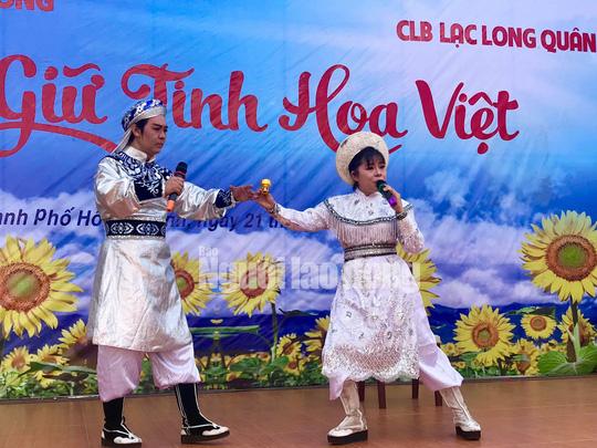 NSƯT Phương Hồng Thủy, nghệ sĩ Võ Minh Lâm gìn giữ tinh hoa Việt - Ảnh 3.