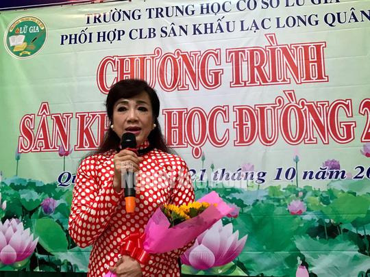 NSƯT Phương Hồng Thủy, nghệ sĩ Võ Minh Lâm gìn giữ tinh hoa Việt - Ảnh 1.