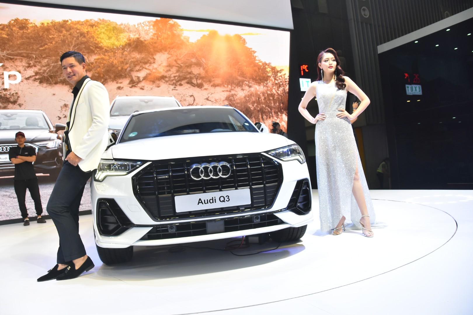 Gần 100 mẫu ôtô mới nhất trình diễn tại Vietnam Motor Show 2019 - Ảnh 4.