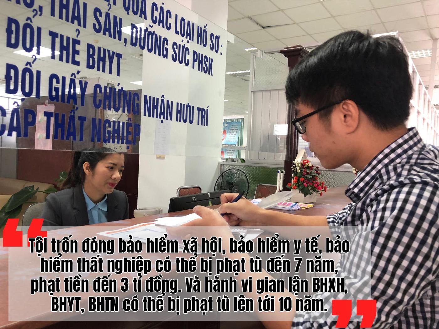 [eMagazine] Gian lận, trốn đóng BHXH, BHYT, BHTN bị xử thế nào? - Ảnh 10.