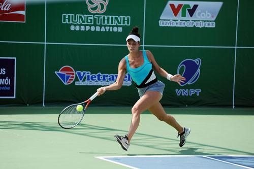 Alize Lim đoạt cú đúp danh hiệu - Ảnh 1.