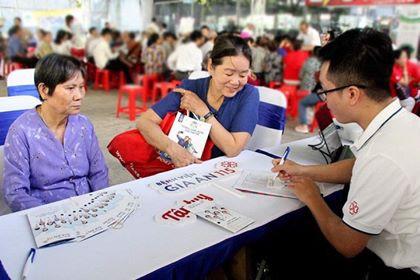 Bệnh viện Gia An 115 đẩy mạnh các hoạt động hướng đến cộng đồng - Ảnh 1.