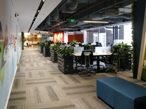 Thiết kế nội thất văn phòng thời 4.0 - Ảnh 1.