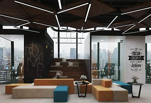 Thiết kế nội thất văn phòng thời 4.0 - Ảnh 2.
