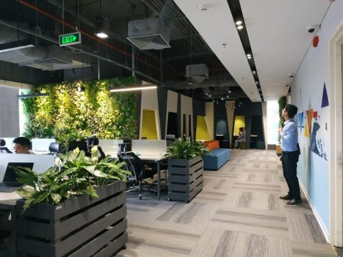 Thiết kế nội thất văn phòng thời 4.0 - Ảnh 3.