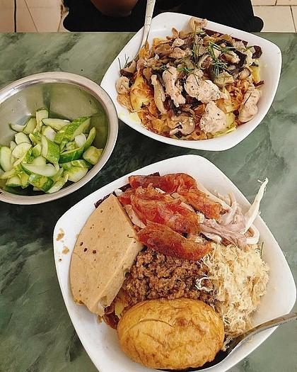 Những món ăn vỉa hè cho người chơi đêm Hà Nội - Ảnh 5.