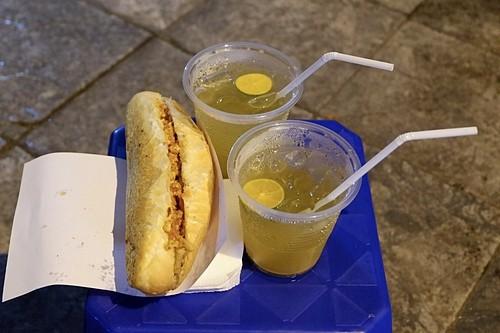 Những món ăn vỉa hè cho người chơi đêm Hà Nội - Ảnh 7.