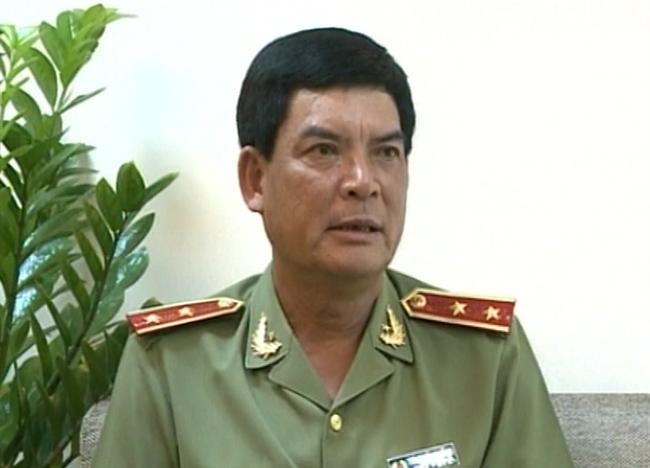 Kỷ luật Trung tướng Trình Văn Thống do vi phạm bí mật nhà nước - Ảnh 1.