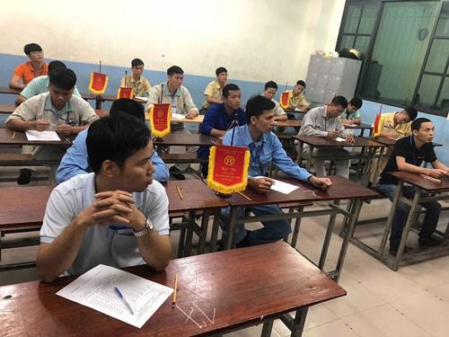 Hà Nội: Rèn nghề cho công nhân - Ảnh 1.
