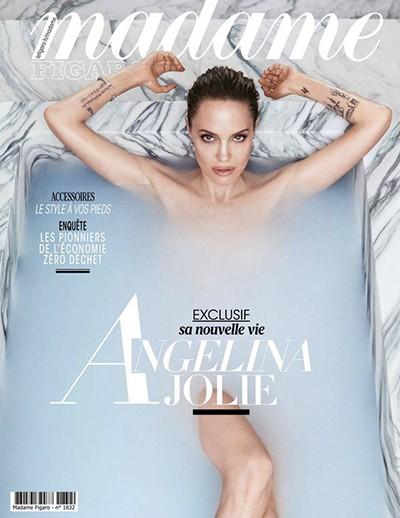 Angelina Jolie trải lòng về nỗi đau ly hôn Brad Pitt - Ảnh 1.