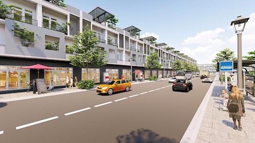 Tiềm năng tăng giá nhà phố biệt thự mặt tiền trung tâm Trảng Bàng nhờ hưởng lợi hạ tầng - Ảnh 3.