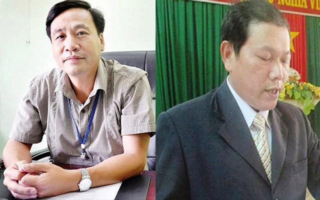 Kỷ luật Chủ tịch và Phó Chủ tịch huyện vì liên quan sai phạm thi tuyển giáo viên - Ảnh 1.