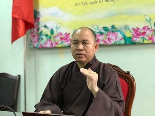 Sư Thích Thanh Toàn không được quyền nhận tài sản - Ảnh 1.