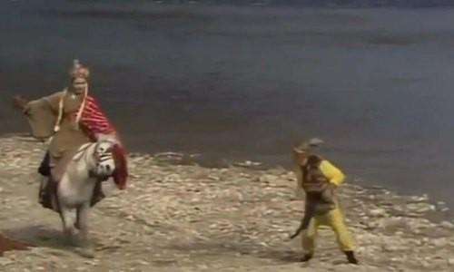 Đời phong ba của chú ngựa phim Tây du ký - Ảnh 1.