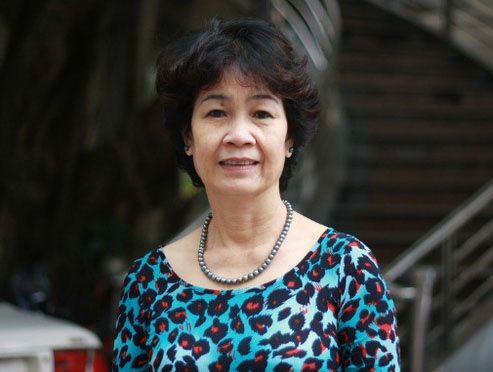 Bà Nguyễn Thị Hồng Ngát xin rút khỏi Hội đồng duyệt phim quốc gia vì... áp lực - Ảnh 1.