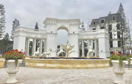Dự án BT chưa xong, Công ty Lã Vọng đã bán nhà liền kề trên đất đối ứng thu về 2.549 tỉ đồng - Ảnh 1.