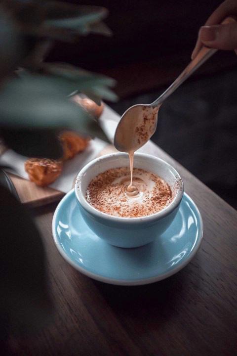 Thưởng thức cà phê trứng tại TP HCM - Ảnh 9.