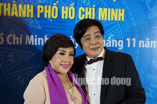 77 nghệ sĩ được TP HCM thưởng thêm trong lễ vinh danh - Ảnh 2.
