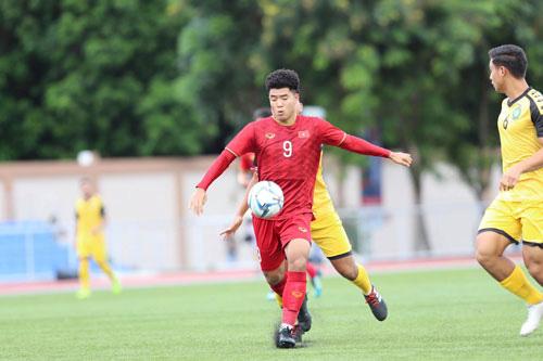 U22 Việt Nam - U22 Brunei 6-0: Trận thắng đậm tung hỏa mù! - Ảnh 1.