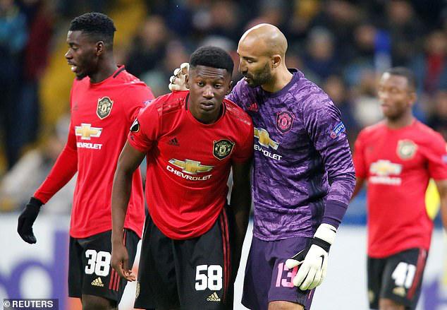 Lingard trở lại, Man United đại bại ở Europa League - Ảnh 5.