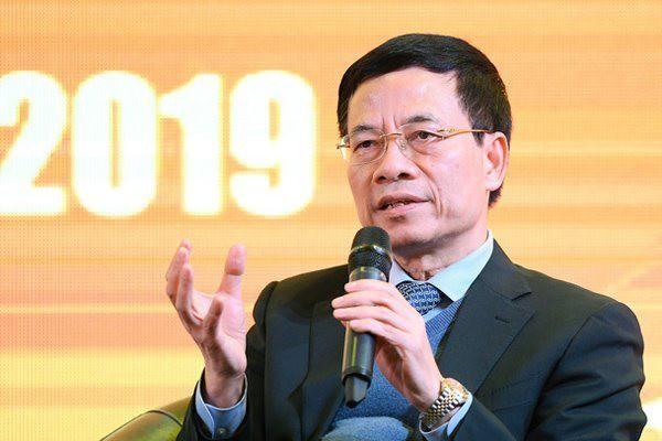 Bộ trưởng Nguyễn Mạnh Hùng: Doanh nghiệp cần làm chủ các công nghệ nền tảng trong Chính phủ điện tử - Ảnh 1.