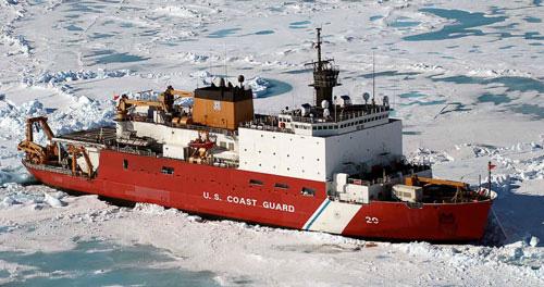 Tam quốc tranh bá làm nóng Bắc Cực - Ảnh 1.