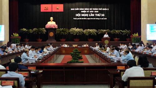 Năm 2020, TP HCM tập trung phát triển văn hóa - Ảnh 1.