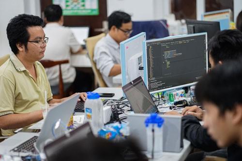 TP HCM rộng cửa xuất khẩu phần mềm - Ảnh 1.